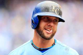 Alex Gordon returns from rehab assignment