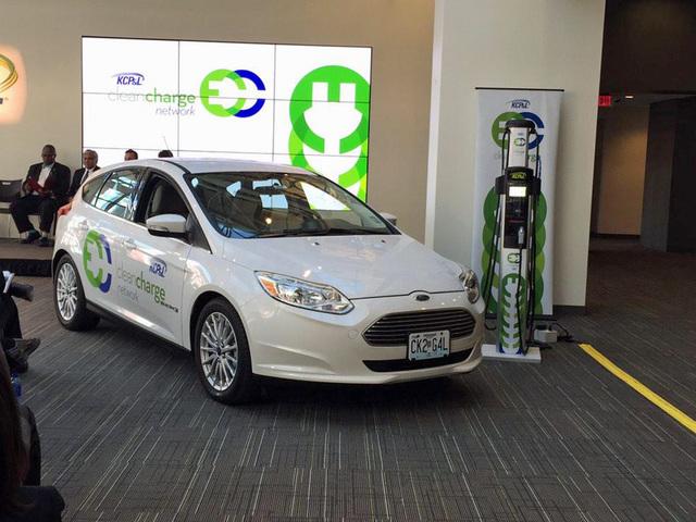 Kcpl Electric Car