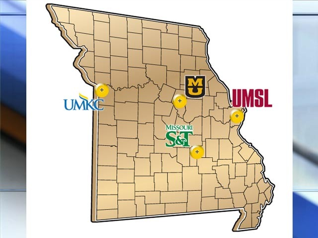 University of Missouri System President Announces Job Cuts