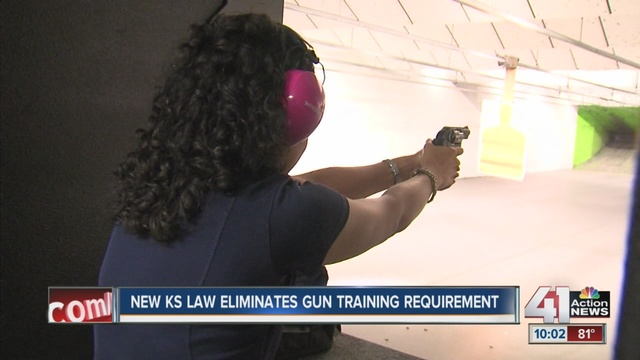 VIDEO: Concealed carry law changes worry gun shop worker, as new ...