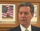 KS Gov. Brownback signs $15.6 billion budget