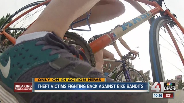 Bikes Kc reveal bicycle thefts cost