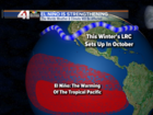 Strong El Niño to impact weather this winter