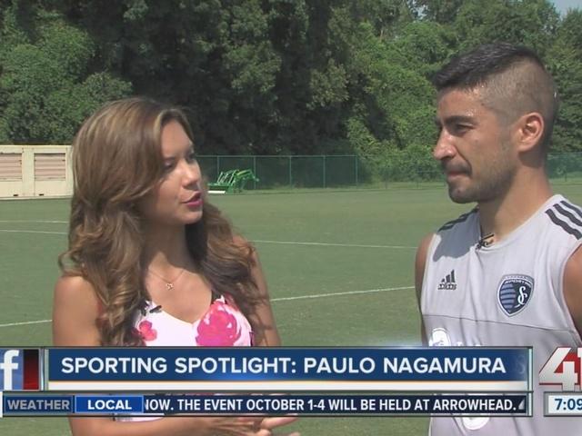 Sporting Spotlight: Paulo Nagamura _ 1