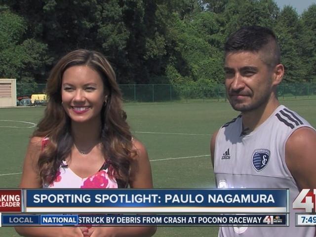 Sporting Spotlight: Paulo Nagamura _ 2