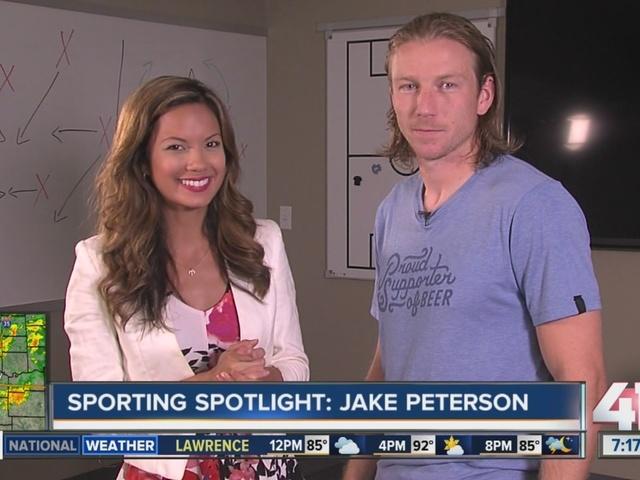 Sporting Spotlight: Jake Peterson