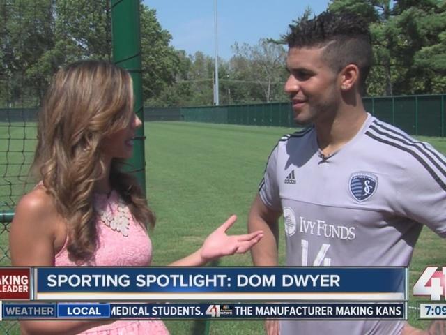Sporting Spotlight: Dom Dwyer _ 1