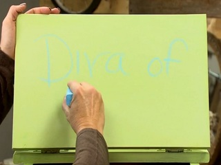 Diva of DIY: Chalk this project up to creativity