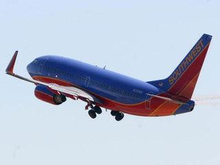 Southwest Airlines website crashed