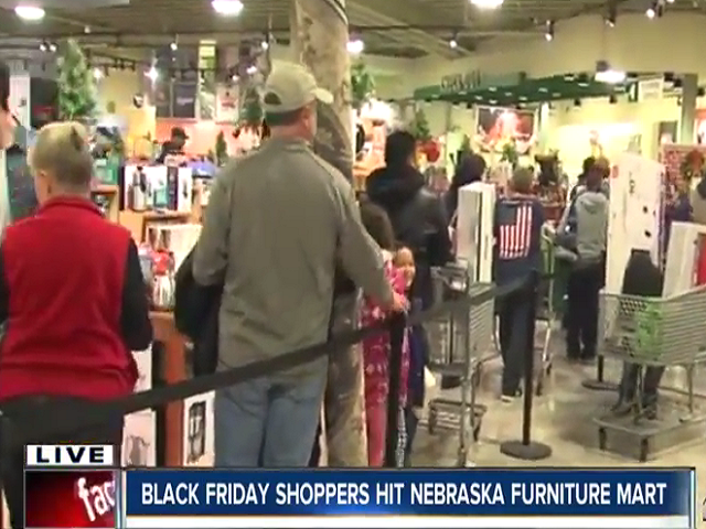 All The Deals Kansas City Shoppers Go Big On Night With Furniture Mall Of  Kansas.