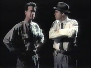Dragnet days: Enjoy this rap from Hanks, Ackroyd