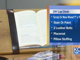 DIY Lap Desk