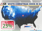 Weather Wise: What is a true white Christmas?