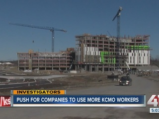 Push for KCMO resident goals in public projects