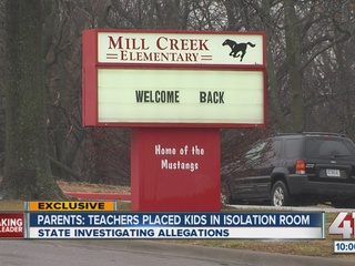 Child abuse investigated at Independence school