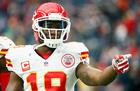 Alex Smith 'shocked' Chiefs released Maclin