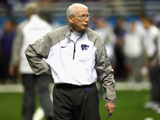 Snyder to coach K-State Wildcats in 2016