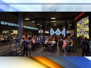 Sporting KC to open restaurant in Power & Light
