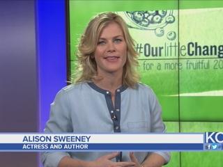 Alison Sweeney talks health