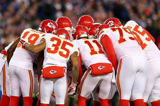 Chiefs lose draft picks, fined for tampering