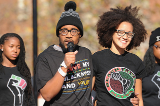 Mizzou protest leader comes to KC on MLK Day