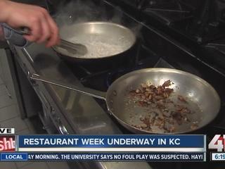 Restaurant Week at Char Bar