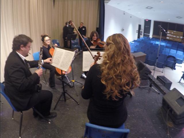 VIDEO: KC Symphony promotes art at local prison