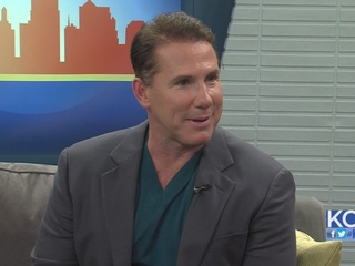 Author Nicholas Sparks comes to KC