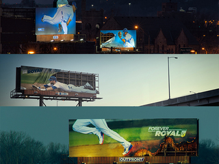 Royals billboards: The old and a new one soon!
