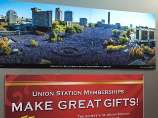WATCH: Meet the man behind the Union Station pic