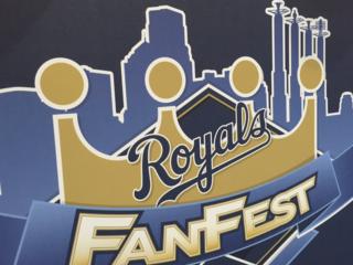 Sneak peek of Royals Fan Fest 2016