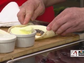RECIPE: Banana Burrito Dessert