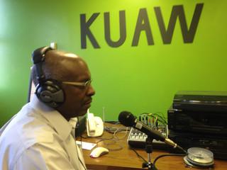 KUAW Internet radio station teaches youth