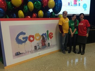 Leawood 8th-grader selected as Google finalist