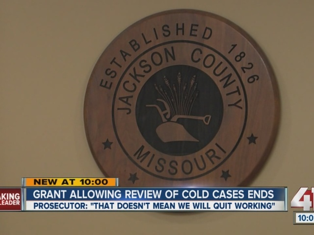 Jackson County federal grant to review cold cases ending with charges in…