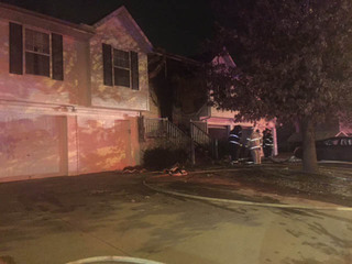 2 hurt, including 1 child, in Northland fire