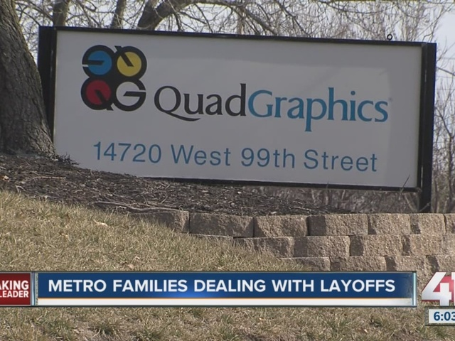 Olathe family feeling heat of ongoing local layoffs