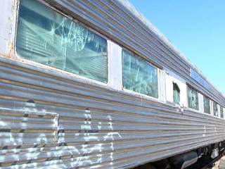 Nonprofit group needs help restoring railcars