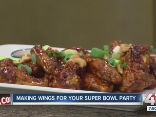 RECIPE: Making wings for your Super Bowl party