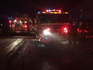 Child dead following apartment fire in Raytown