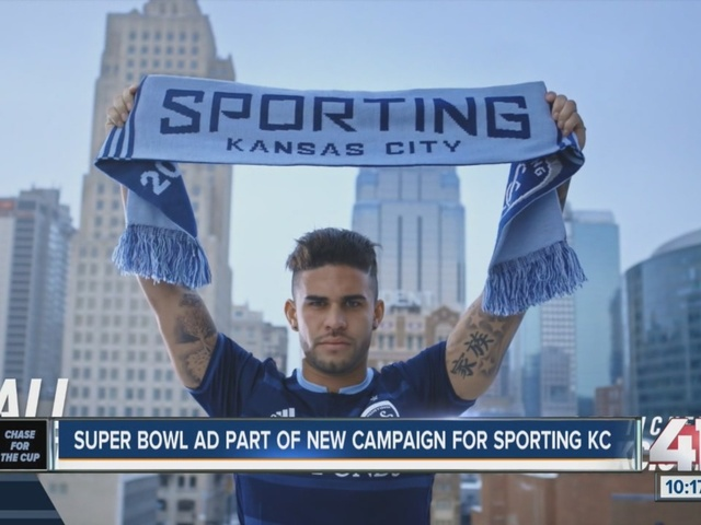 Sporting KC launches new marketing campaign with Super Bowl ad