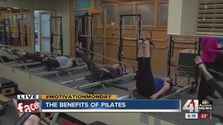 Motivation Monday: The benefits of Pilates