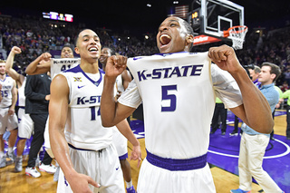 WATCH: K-State taking down No. 1 Oklahoma