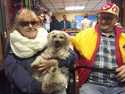 Bannister the dog finds new home