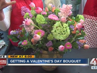 Order your V-Day flowers early to beat the rush