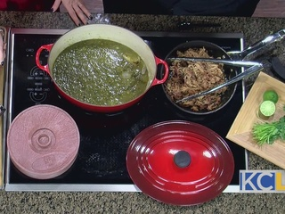 RECIPE: Pulled Pork Chili Verde
