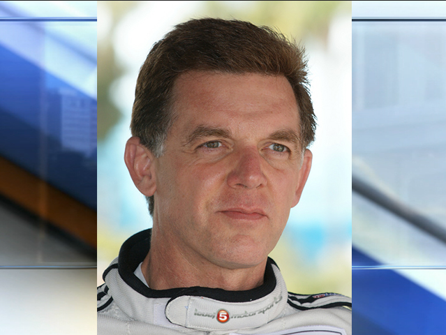 Pro racecar driver charged in payday loan scam