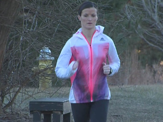 Local marathoner looking to join Olympic team