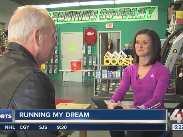 Lee's Summit marathoner looking to join Olympic team