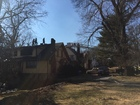 Man rescued from burning home in KCMO